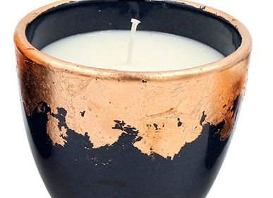 Candles - Ancient ceramic scented candle - WAX DESIGN - BARCELONA