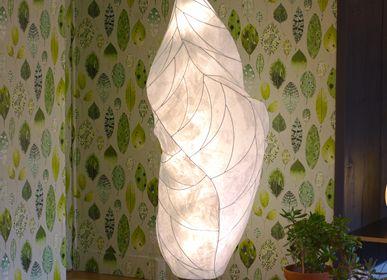 Lampadaires - Lampes Feuille - ALE CASANOVAS LUMINAIRES EN PAPIER