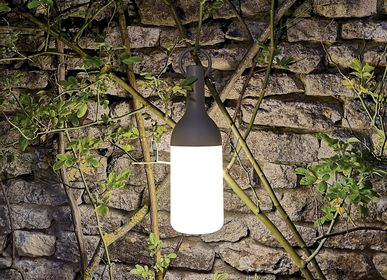 Outdoor decorative accessories - ELO nomadic lamp - DESIGNERBOX / ORIGINAL EUROPEAN CRAFT PRODUCTS