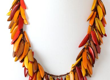 Jewelry - Flame Necklace - TAGUA AND CO