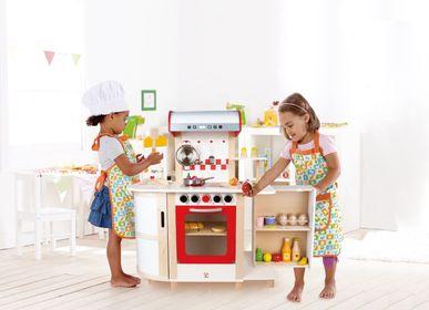 Toys - Wooden Toy: Multi Function Kitchen - HAPE