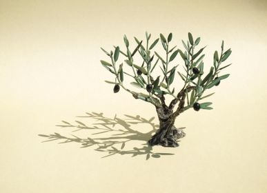 Unique pieces - Olive tree 11 twigs - L'OLIVIER FORGÉ