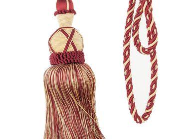 Decorative objects - custom made tie back  - M. MAURER
