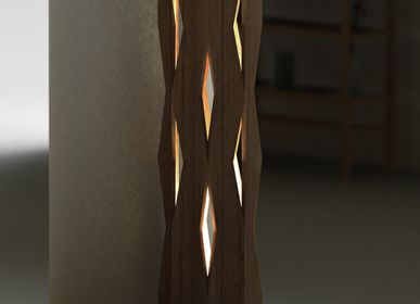 Hotel rooms - Groove Floor Lamp 1500 - MOONLER