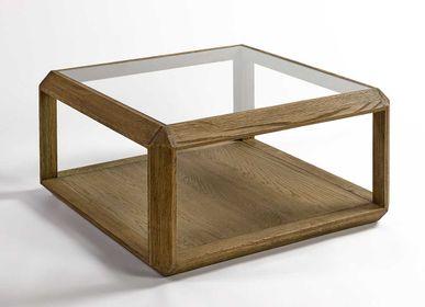 Tables basses -  TABLE BASSE FD25720 - CRISAL DECORACIÓN