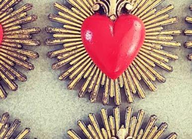Other wall decoration - Eco-responsible Sacred Heart - TIENDA ESQUIPULAS