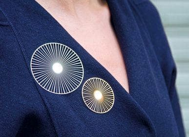 Gifts - Solar magnetic brooche - TOUT SIMPLEMENT,