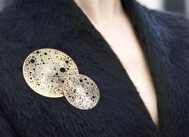 Jewelry - Lunar magnetic brooche - TOUT SIMPLEMENT,