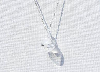 Cadeaux - Collier goutte d'eau minuscule - LAJEWEL