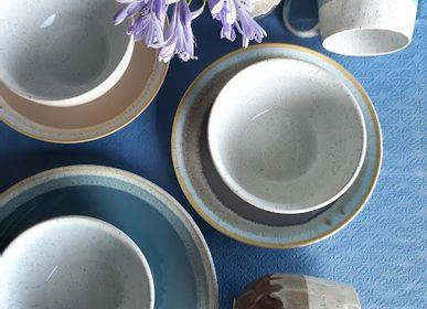 Everyday plates - Mediterranean ceramic tableware - WAX DESIGN - BARCELONA