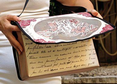 Bags and totes - Book BAg - ABAT BOOK - ART FRIGÒ
