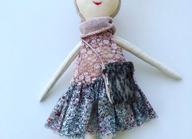 Decorative objects - TILDA - *when is now doll - *WHEN IS NOW