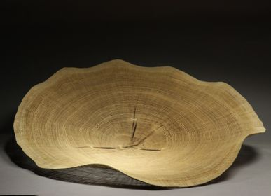 Sculptures, statuettes and miniatures - Dendrochronology, Le Villey - PASCAL OUDET