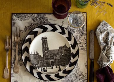 Kitchen linens - ANTI STAIN LINEN TABLEMATS - BORGO DELLE TOVAGLIE