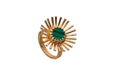 Jewelry - Grand Soleil Ring - FABIEN AJZENBERG PARIS