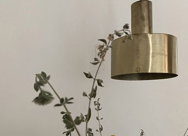 Design objects - Iron Lamp - NAMAN-PROJECT