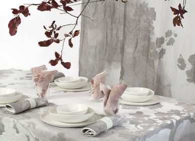Table cloths - VITE e ROSETO - BERTOZZI
