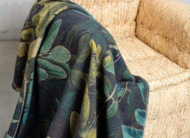 Throw blankets - WOOL PETALI THROWS - BORGO DELLE TOVAGLIE