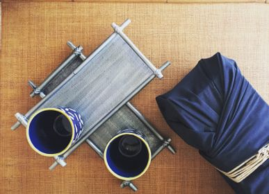 Trays - Tea for two tray - E. MURIO MANILA