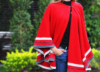 Ready-to-wear - Otavalo's Poncho - CAMAQUEN