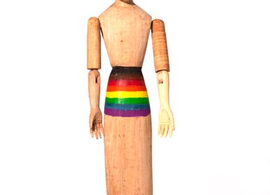 Decorative accessories - Pride statuette - CHANALLI