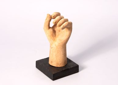 Sculptures / statuettes / miniatures - Jesu (Hands Large)  - CHANALLI