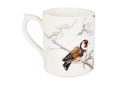 Tasses et mugs - Mug chardonneret - Oiseaux de la Forêt - GIEN