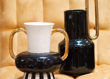 """Decorative objects - Flower pot """"Atelier voyages"""" - KORB"""