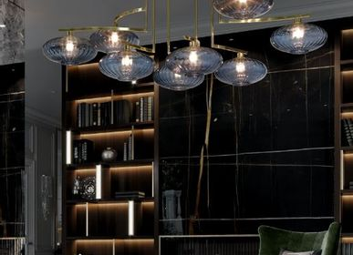 Objets design - Océan pendant lamp - WONDERLIGHT