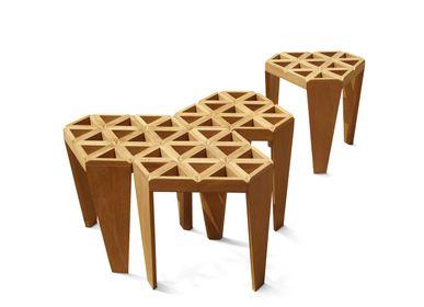 Lawn tables - star stool  - DEESAWAT