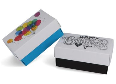 Papeterie -  Collection d'anniversaire - BUNTBOX