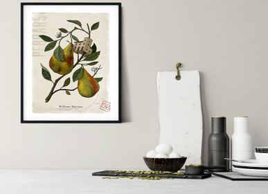 Poster - Art Prints - Food Collection #2 - ILLUSTATION.IT