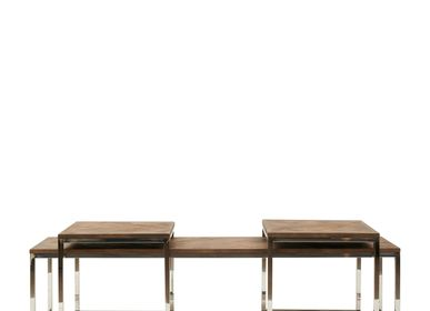 Tables basses - Bushwick Coffee Table Set 3 - RIVIÈRA MAISON