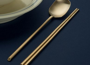 Flatware - CUTLERY 4001 (Spoon and Chopsticks) - FROMHENCE