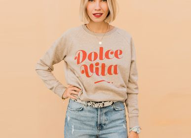 Ready-to-wear - Sweatshirt DOLCE VITA - WAY CUSTOM
