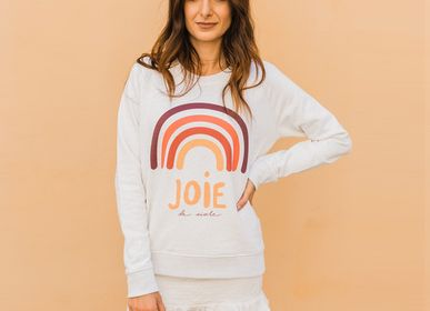 Ready-to-wear - Sweatshirt JOIE DE VIVRE - WAY CUSTOM