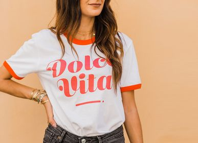 Ready-to-wear - T-shirt DOLCE VITA - WAY CUSTOM