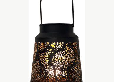 Christmas decoration - large lantern - LA COMMANDERIE