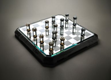 Design objects - Teckell Stratego multi-game board - TECKELL