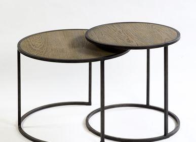 Tables basses - TABLE BASSE PHILLIP - CRISAL DECORACIÓN