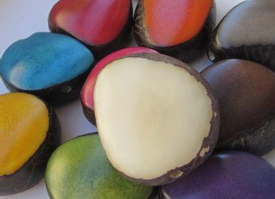 Prêt à porter - Graines de Tagua- Ivoire végétal - TIERRATAGUA & CREATIERRA