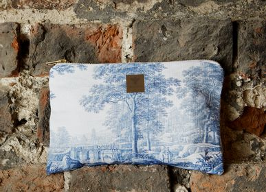 Bags and totes - Organic Cotton Cosmetic Bags - KOUSTRUP & CO