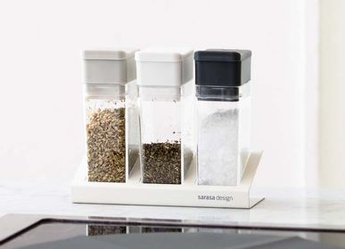 Spices - b2c_SPICE BOTTLE 1HOLE - SARASA DESIGN