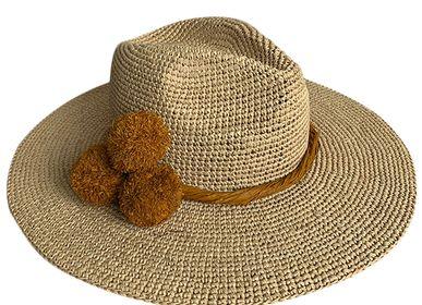 Hats - Basile Hat - CAMALYA