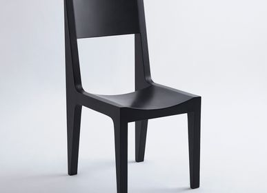 Objets design - BLACK TIZA CHAIR - DESIGN ROOM COLOMBIA