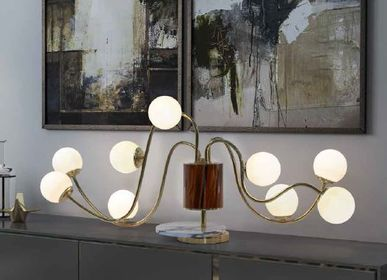 Objets design - Lampe de table Hedra - WONDERLIGHT