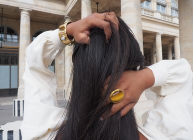 Jewelry - Tiger Cuff - NIIKI PARIS