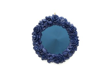 Mirrors - Rose Wall Mirror Frame  - JB+