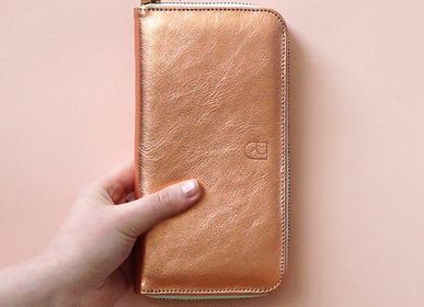 Leather goods - Leather wallets - RENSKE VERSLUIJS