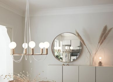 Ceiling lights - HALO Chandelier - NUD COLLECTION